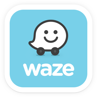 Drive to Brilliant Tackle using Waze
